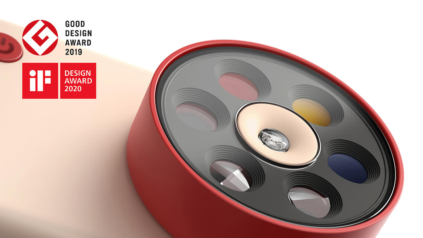 MITA - 小糖口袋相机